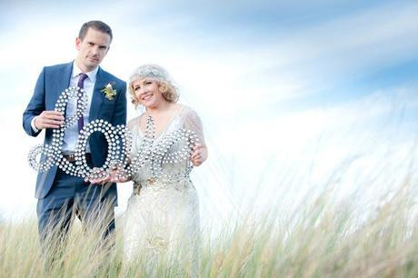 Charlotte Balbier bride on Love My Dress wedding blog