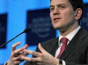 David Miliband: Voice Experience Addresses Israeli-Palestine Conflict from This Side Failure