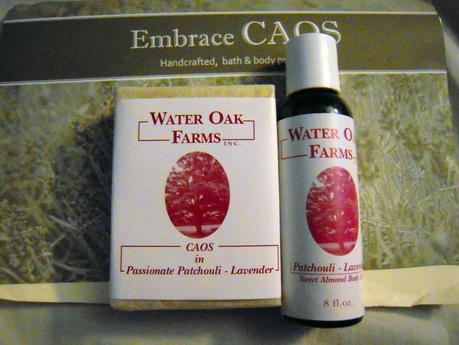 Water Oak Farms CAOS Collection Soap and Body Oil Review