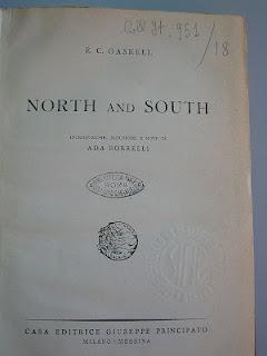 TRANSLATING MRS GASKELL'S NORTH AND SOUTH FOR ITALIAN READERS - INTERVIEW WITH LAURA PECORARO