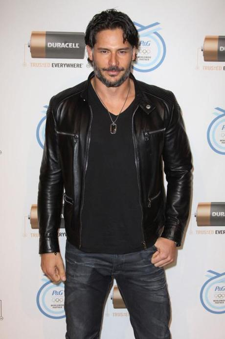 Joe Manganiello Talks Season 5 at Duracell's Olympic Games Program