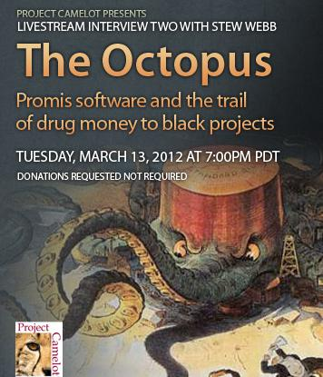 THE OCTOPUS - PRO.M.I.S. software and the trail of drug money to Black Projects - Stew Webb