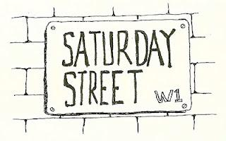 Neckinger Street – The Saturday Street