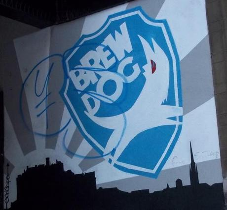 Brewdog, Brewgod Edinburgh, Beer, Friday Night