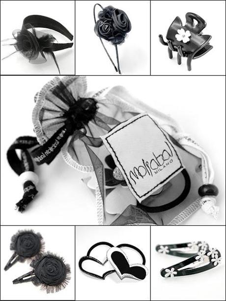 Moliabal Milano Luxury Hair Accessories