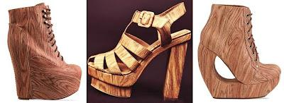Shoes of the Day | Wood You Like Jeffrey Campbell to Seduce You?