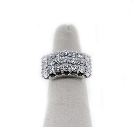 Raymond Lee Jewelers, diamond ring, diamond, ring, Boca , Boca Raton diamond, pre-owned diamond ring, estate diamond