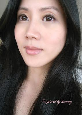 Look: Natural FOTD using Nars Lhasa, and my Pear and Honey Cake