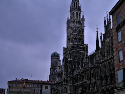 An Evening in Munich