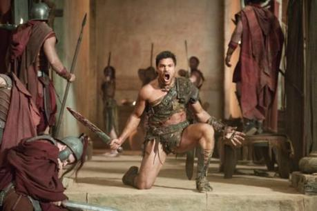 "Review #3392: Spartacus: Vengeance 2.9: ""Monsters"""