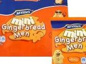McVities Mini Gingerbread