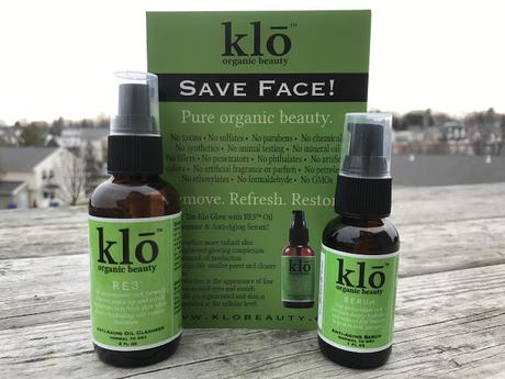 Klō Organic Beauty Oils Purify and Moisturize for Radiant Skin