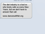 Dealing With This Diet Talk