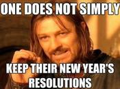 Can't Keep Year Resolutions?