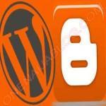 blogger blog vs wordpress blog
