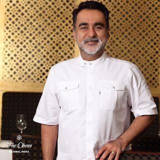 Candid Chat with Chef Vineet Bhatia