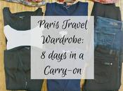 Travel Wardrobe Recap: Paris December