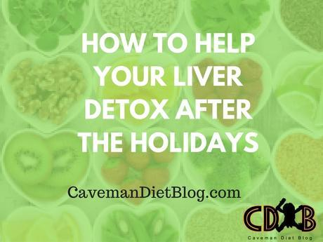 How to Help Your Liver Detox After the Holidays