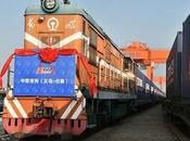 Long Distance Trains Freight Train from China London