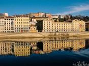 Reflections Saône River, Lyon