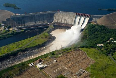 Guri Dam - Length: 7,426