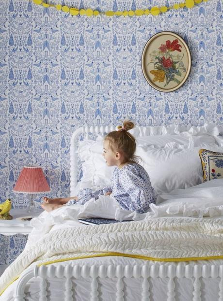 Francois Renovates: Nursery Concept Board