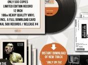 """Trip Dover: Vinyl """"Fade Into Gold"""""""