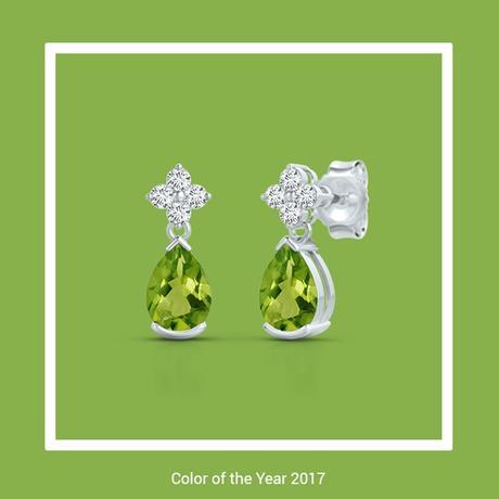 Peridot-Drop-Earrings
