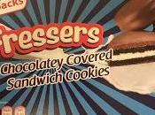 Today's Review: Fressers Chocolatey Covered Sandwich Cookies