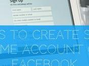 Ways Create Single Name Account Facebook