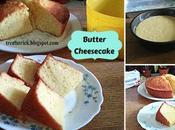 Butter Cheesecake Recipe
