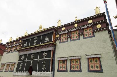 The Ganden Sumetseling Monastery