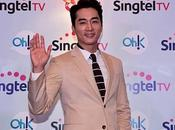 Song Seung Heon Nervous Moments Acting Across Idol Young