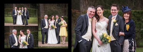 people having wedding photos taken