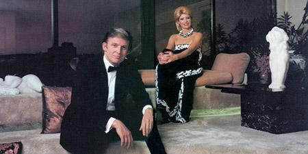 Trump in the 80's