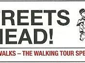 Streets Ahead: #London Walks Didn't Exist, Wouldn't Able Invent
