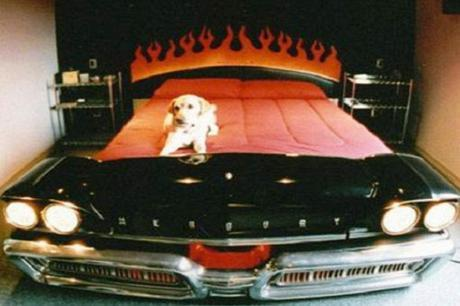 Top 10 Night Drive Beds Made From Recycled Vehicles