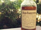 1943 Forester Bottled Bond Review