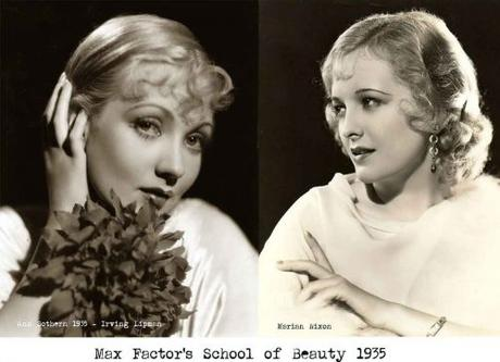 Max-Factor-School-of-Makeup-1935--ann-sothern-and-marian-nixon