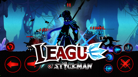 Image result for League of Stickman- Shadow APK