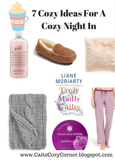 7 Cozy Ideas For A Cozy Night In