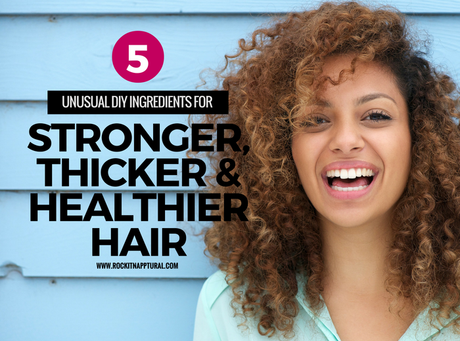curly natural hair growth