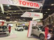 Visit Toyota Booth Singapore Motorshow 2017