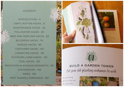 101 Organic Gardening Hacks - Book Review