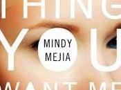 Everything Want Mindy Mejia- Feature Review
