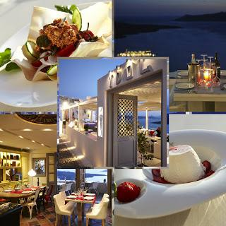 Best Restaurants at Santorini and Besta Restaurants at Fira Santorini