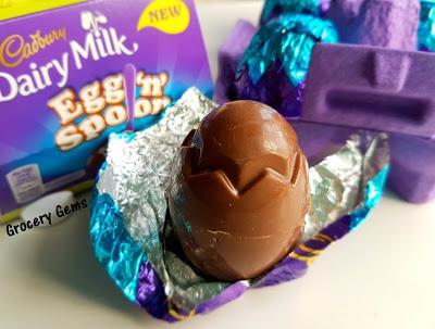 Review: Cadbury Dairy Milk Egg 'n' Spoon Oreo