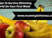 Tips Survive Slimming World Your First Week
