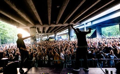 Bas Under Buen festival 2016