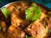 Matar Paneer Recipe, Mutter Masala Recipe (Video Recipe)